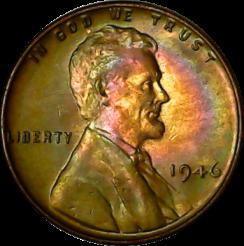 1946 Lincoln obv