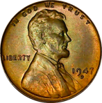 1947 D obv