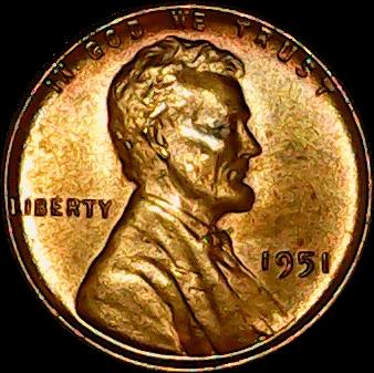 1951 obv 1
