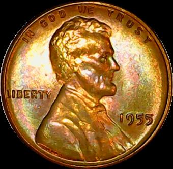 1955 obv