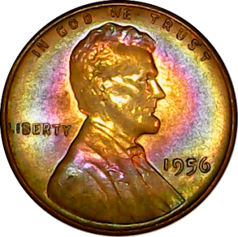 1956 obv