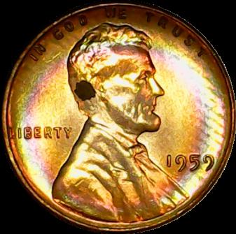 1959 obv